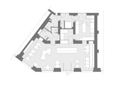 Solo-Crudo-Pianta-locale-StudioGamp-Architettura