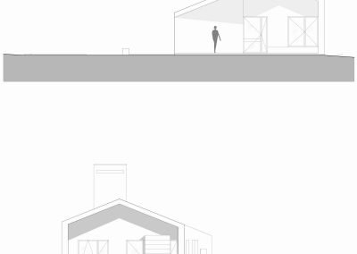 case-ville-montefiascone-prospetti-c-d-casa-A - Studio Gamp! Architettura