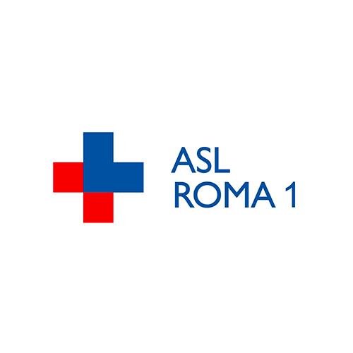 asl roma1 - Clienti - Studio Gamp!
